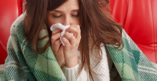 5 afecţiuni comune în sezonul rece!
